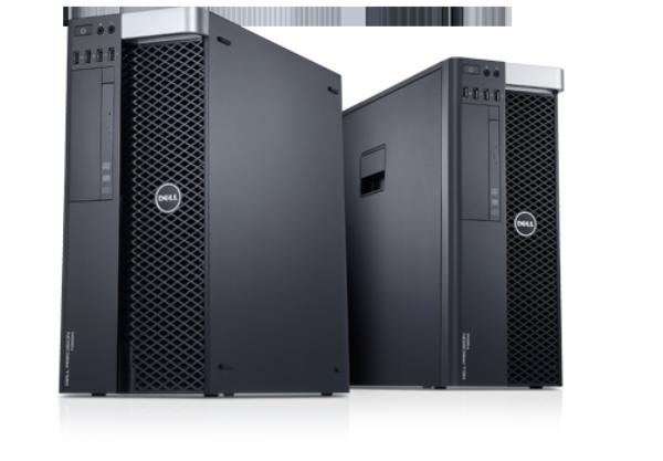 Dell PrecisionT3600  8 core E5-2680