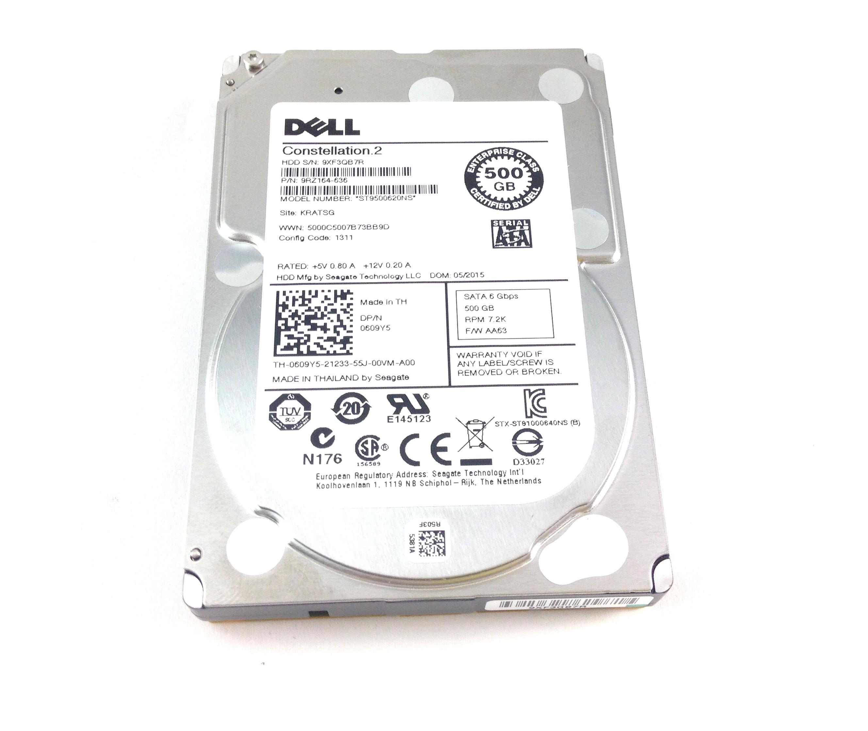HDD Dell 500GB SATA 2.5