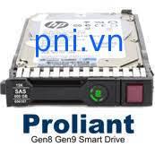 HP 10TB 6G SATA 7.2K 3.5IN SC 512E